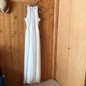 Bholdn white 'Honeymoon' dress